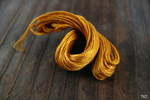 DMC Cotton Embroidery Floss | Color Range 518 - 801