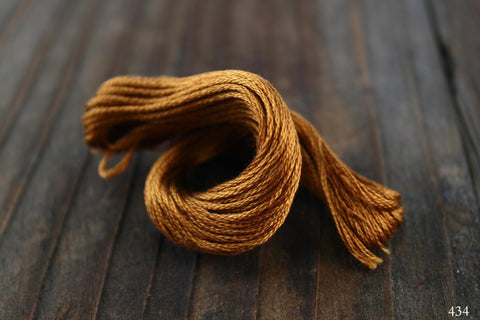 DMC Cotton Embroidery Floss | Color Range 150 - 517