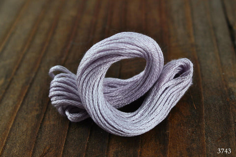 DMC Cotton Embroidery Floss | Color Range 991 - 3810
