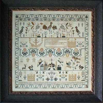 Isabill Robb 1803 | Cross Stitch | Notforgotten Farm