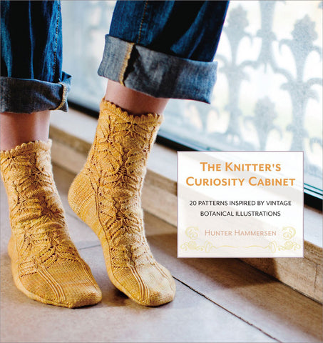 The Knitter's Curiosity Cabinet Vol. I | Hunter Hammersen