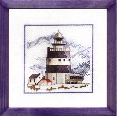 Lighthouse Kit | Cross Stitch | Kit | Cross Stitch | 122168 | Permin