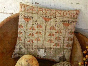 Mary Snow | Cross Stitch | Notforgotten Farm