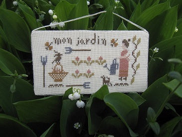 Mon Jardin Cross Stitch | Niky's Creations