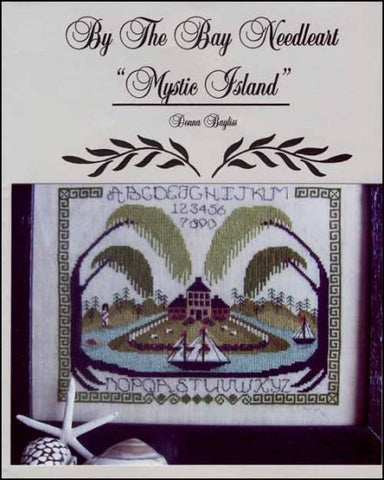 Mystic Island  | Cross Stitch | By The Bay Needleart