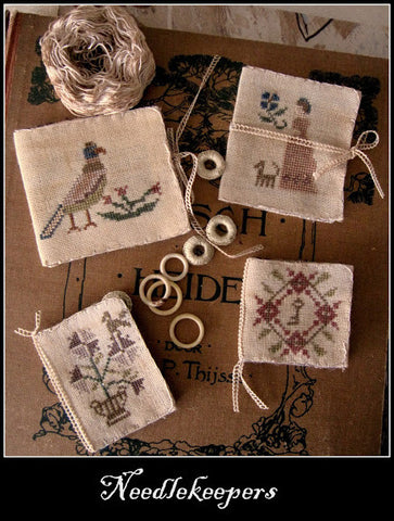 Needle Keepers Cross Stitch | Niky's Creations