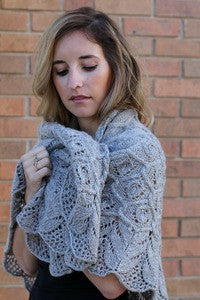 Four Seasons Shawl Knitting Pattern | Alana Dakos/Never Not Knitting Press (NNK)
