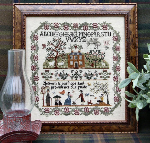 Providence | Cross Stitch | Sampler Company