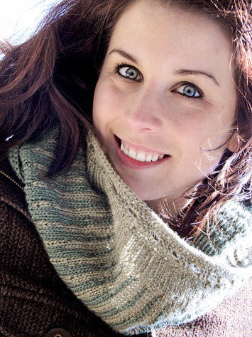 Reversible Icicle Cowl Knitting Pattern | Knit One Crochet Too