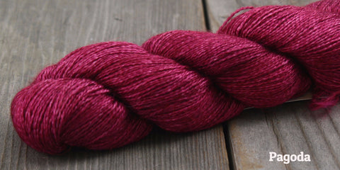Silkpaca Lace Weight Yarn | Malabrigo Yarns