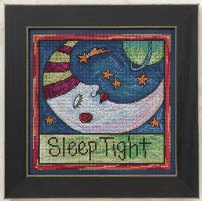 Sleep Tight Cross Stitch Kit | Mill Hill