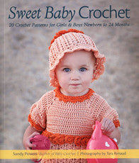 Sweet Baby Crochet | Book | Sandy Powers