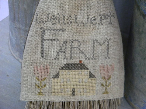 Well Swept Farm Sampler | Cross Stitch | Notforgotten Farm