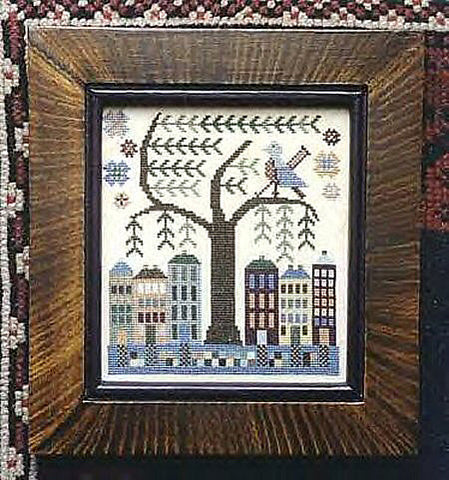 Westwinds Sampler | Cross Stitch | Carriage House