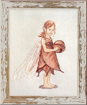 Bell Cross Stitch Chart | Nimue
