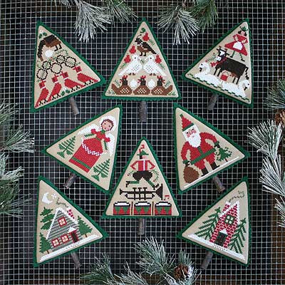 O Christmas Tree | Book No. 183 | Cross Stitch | Prairie Schooler