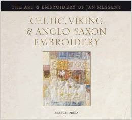 Celtic, Viking & Anglo-Saxon Embroidery | Jan Massent