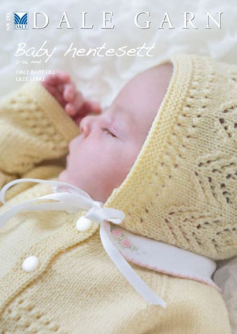 Dale Baby Layettes 293 | Dale of Norway