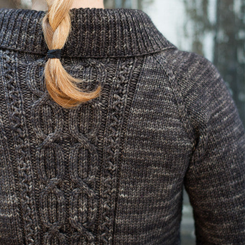Dark and Stormy Cardigan Knitting Pattern | BabyCocktails