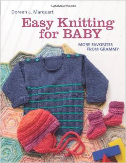 Easy Knitting for Baby | Doreen Marquart