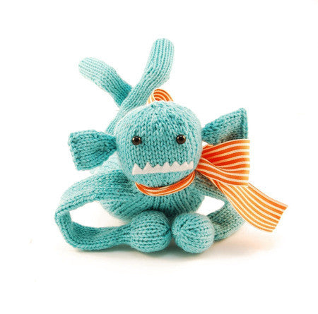 Frances The Charismatic Monster Knitting Pattern | Danger Crafts