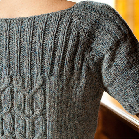 Irish Coffee Sweater Knitting Pattern | BabyCocktails