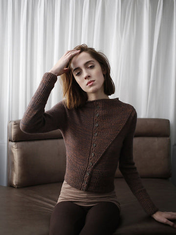 Metropolis Your Way | Sweater | Kelbourne Woolens