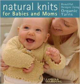 Natural Knits for Babies and Moms | Louisa Harding