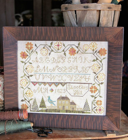 Shooter's Hill | Cross Stitch | Heartstring Samplery