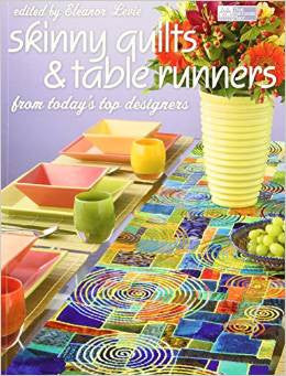 Skinny Quilts and Table Runners | Eleanor Levie