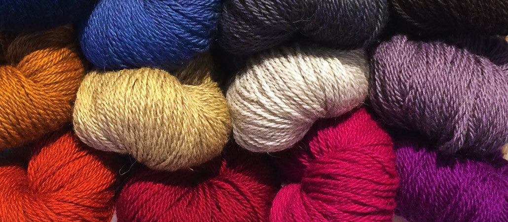 Specialty yarn, spinning fiber & needlework boutique