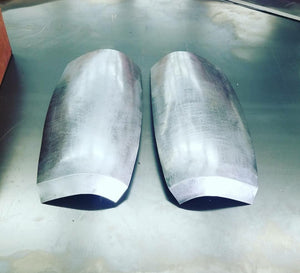 07-13 Chevy Avalanche Taillight Fillers
