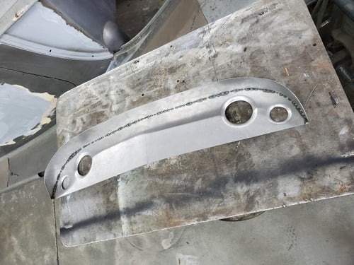 DIY 88-98 Chevy OBS Factory Bumper Insert Dimple Die