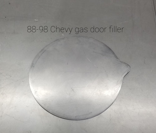 Gas Door Fillers