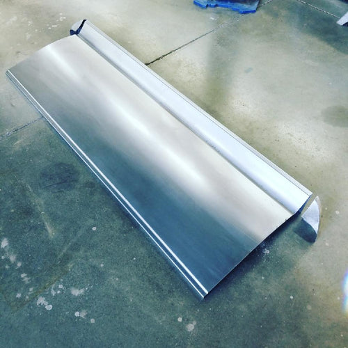 88-98 Chevy Truck Tailgate Skin W/ Pro Touring WING and Bed Caps