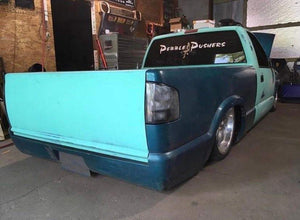 94-03 Chevy S-10 Fleet side Rollpan