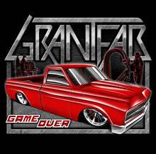 Load image into Gallery viewer, GrantFab Game Over T-Shirt BLACK