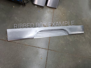 98-16 Ford F-250/ F-350 Rollpan Curved with End Caps