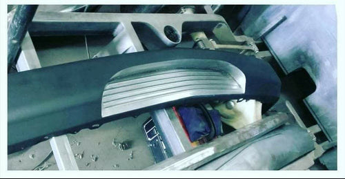 88-98 Chevy FULL SIZE Style Bumper with Insert