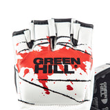 MMA Gloves Blood Bath
