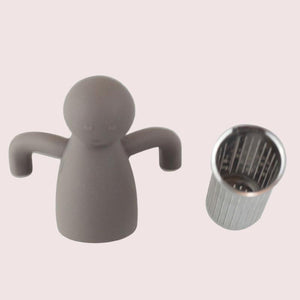 【On Sales!!!】Human-shaped Tea Strainer