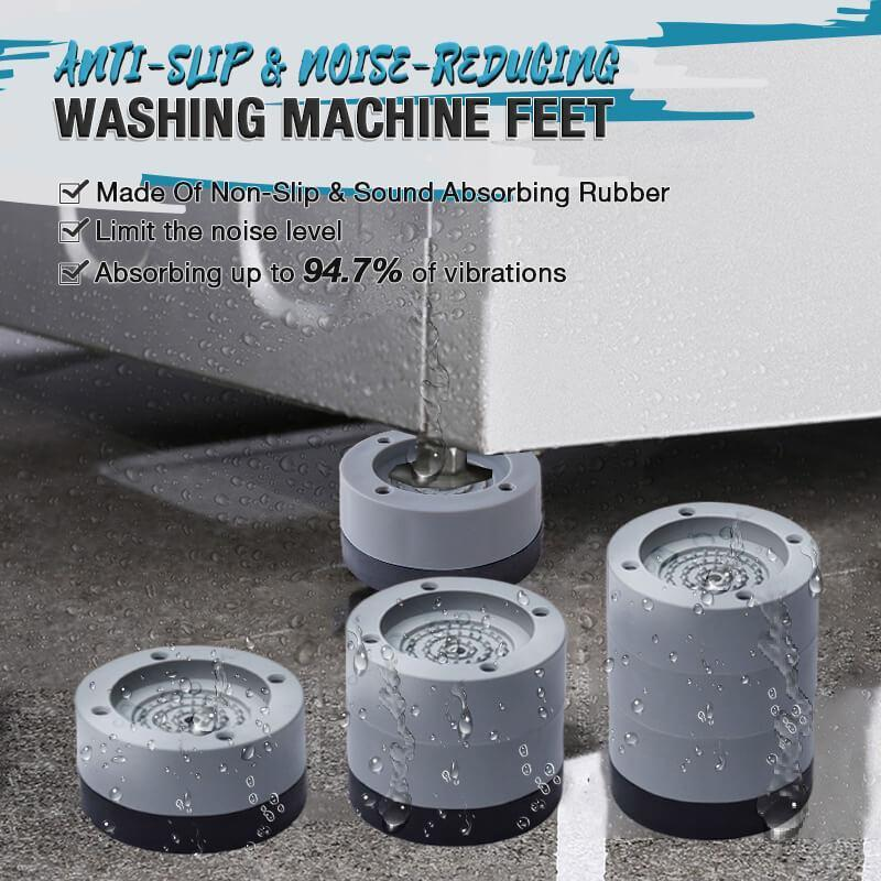 Anti-slip And Noise-reducing Washing Machine Feet(4PCS)