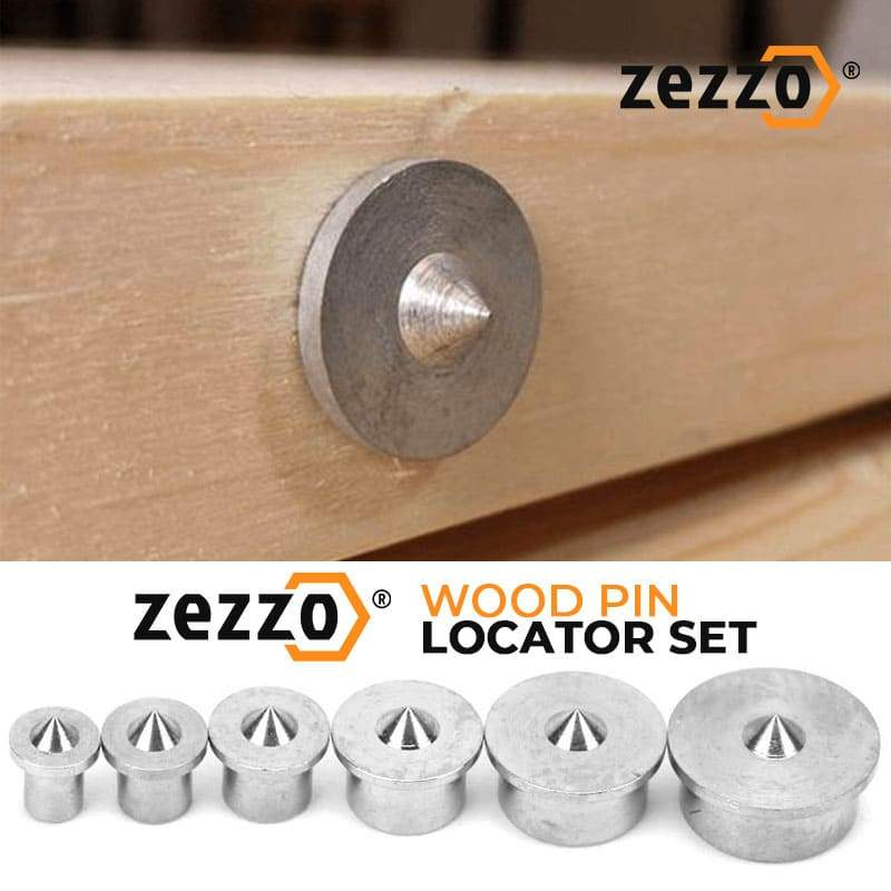 Wood Pin Locator Set