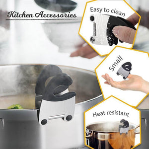 Cookware Side Clip Rest Holder