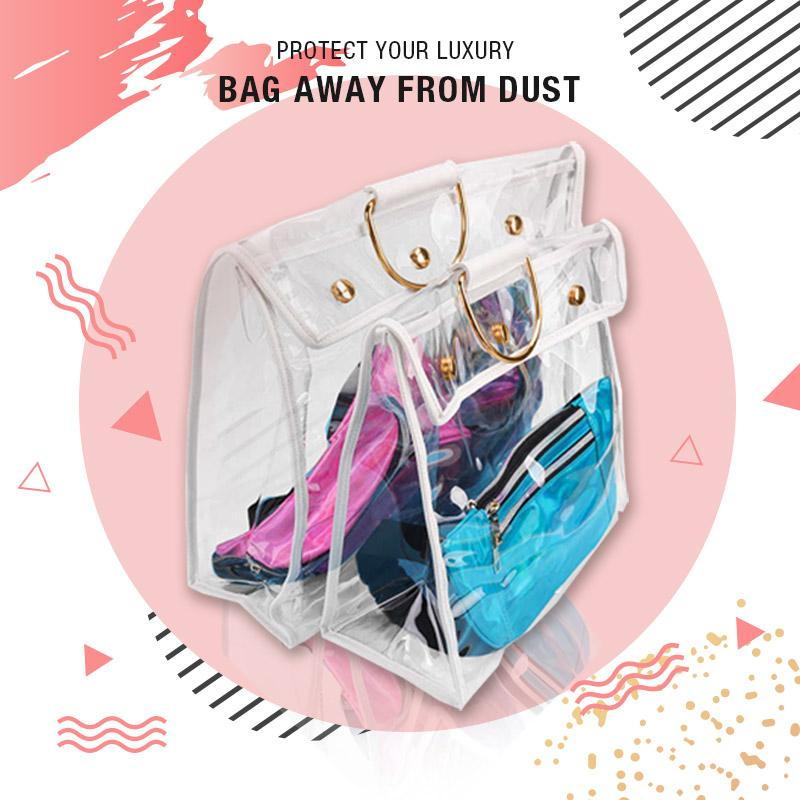 (Factory Outlet)Clear Dust-proof Bag (Limited Time Promotion-50% OFF)