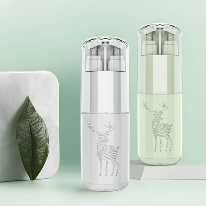 Portable Toiletries Partition Storage Cup