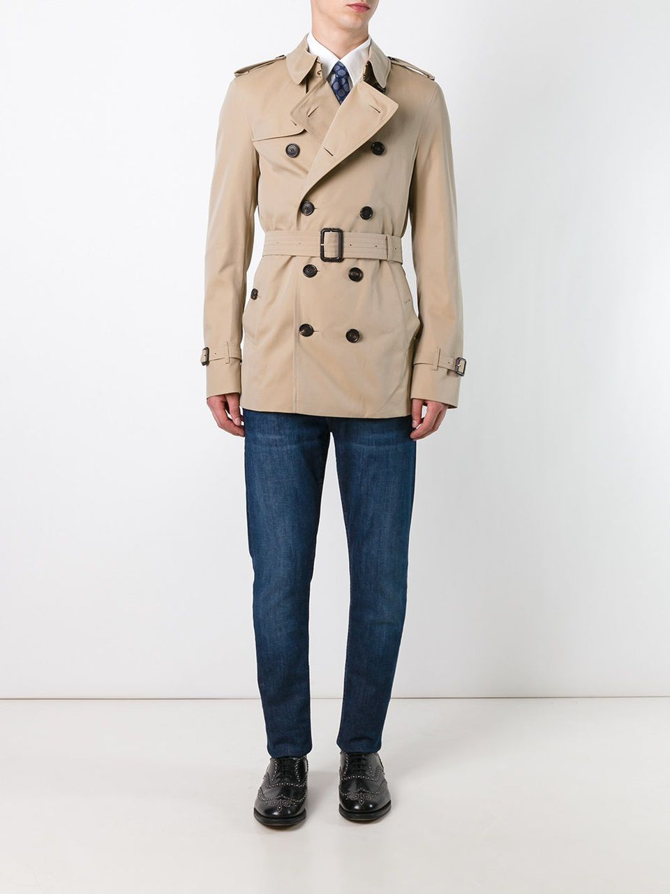 TRENCH IMPERMEABILE BURBERRY