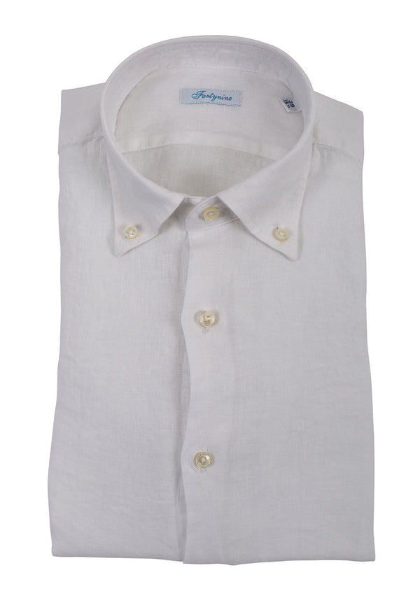 CAMICIA IN LINO FOURTYNINE