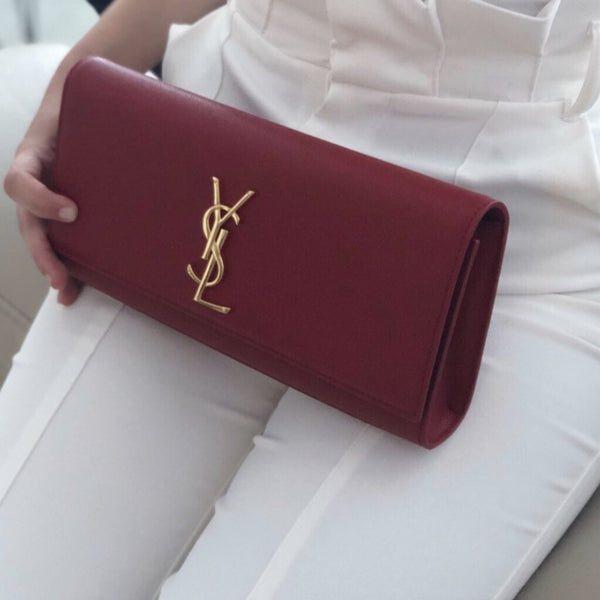 YSL Clutch Bag ~ Hire From $99