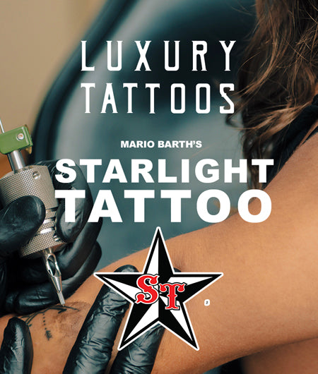 Mario Barth's Starlight Tattoo